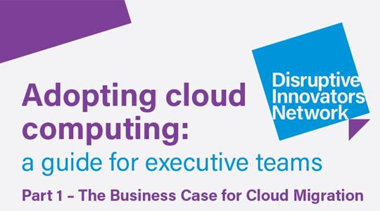Adopting Cloud: A Guide for Executive Teams