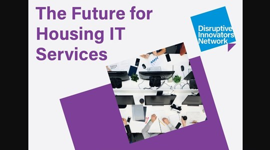 Future for Housing IT Services